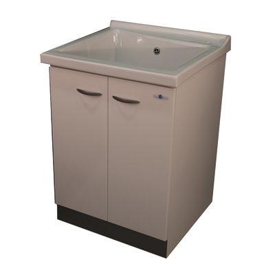 Mobile lavatoio Plus bianco L 63 x P 60 x H 87 cm: prezzi e offerte ...