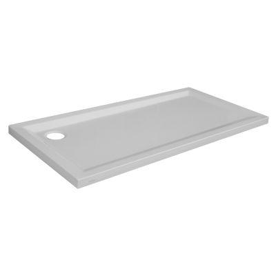 Piatto doccia acrilico Houston 80 x 160 cm bianco: prezzi e offerte ...