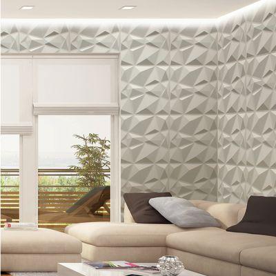 Pannelli lavabili per pareti pannello polistirolo mattone for Battiscopa bianco leroy merlin