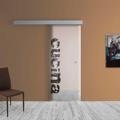 Porta da interno scorrevole Cucina 88 x H 215 cm reversibile: prezzi ...