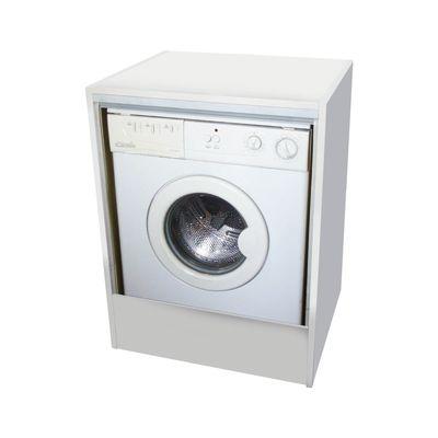 Mobili bagno porta lavatrice top mobile lavabo lavatrice for Mobile per lavatrice e asciugatrice da esterno