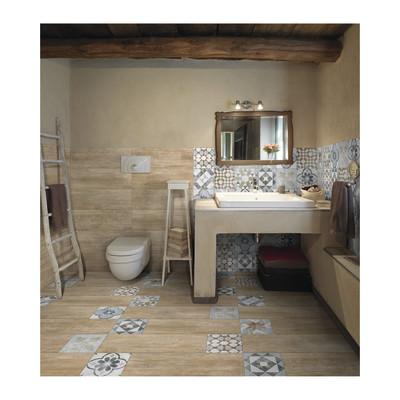 Piastrella villa 20 x 20 multicolor prezzi e offerte online - Paraspigoli per piastrelle bagno ...