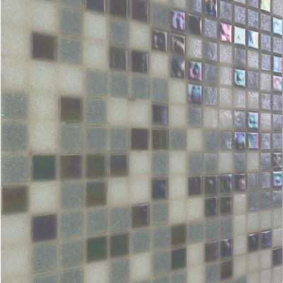 Mosaico plus 30 x 30 grigio prezzi e offerte online - Mosaico grigio bagno ...