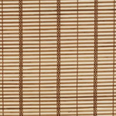 Tenda a pacchetto saigon legno naturale 150 x 250 cm for Leroy merlin tende pacchetto
