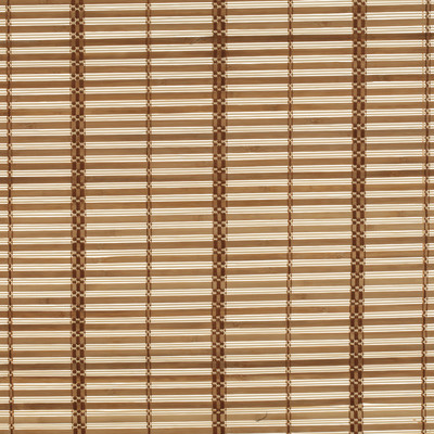 Tenda a pacchetto saigon legno naturale 150 x 250 cm for Tapparelle in legno leroy merlin