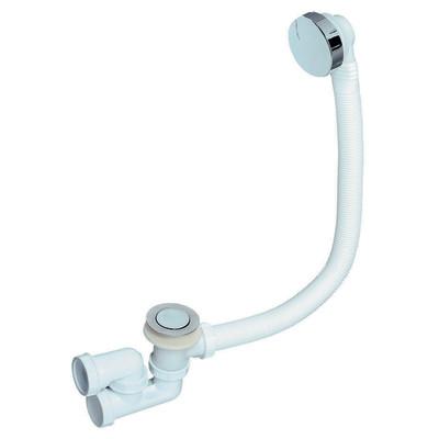 ... idraulica-Colonna scarico vasca con tappo a saltarello-32199643