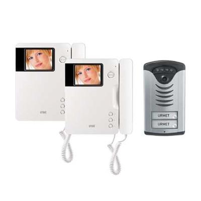 Videocitofono con fili urmet 956 72 prezzi e offerte online for Urmet cloud