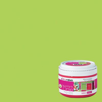 Pittura effetto lavagna verde 0 5 l prezzi e offerte online for Vernici leroy merlin