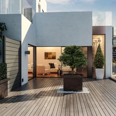 Perlina serie kyoto l 175 x h 15 cm prezzi e offerte online for Divisori giardino