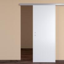 Porta da interno scorrevole One white bianco 60 x H 210 cm reversibile