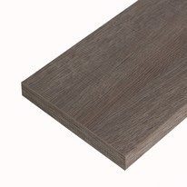 Pannello melaminico rovere medio 25 x 600 x 1000 mm