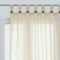 Tenda Charlina Inspire beige 140 x 280 cm