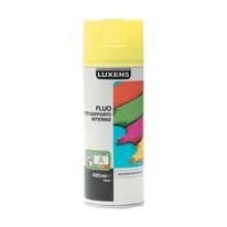 Smalto spray Fluo Luxens giallo fluorescente 400 ml