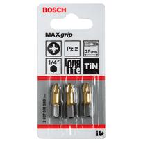 Inserti pozidriv 2 Bosch