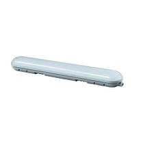 Plafoniera stagna Inspire Volga L 60 cm LED integrato 25 W luce naturale IP65