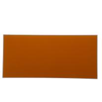 Vetro componbile Brix Arancione arancione 25,8 x 56 cm