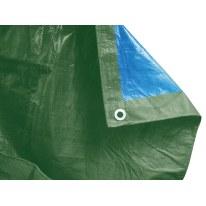 Telo protettivo occhiellato 6 x 4 m 90 g/m²