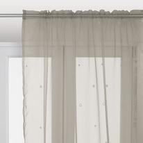 Tenda Yves grigio 140 x 290 cm