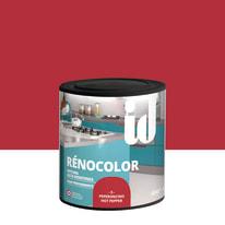 Vernice rosso Renocolor pimento lucida 0,45 L