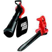Soffiatore aspiratore elettrico Black & Decker GW 2810 QS