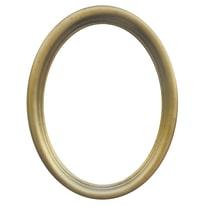 Cornice Oval oro 18 x 24 cm