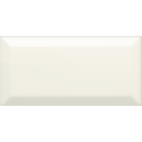 Piastrella Victorian 15 x 7,5 cm bianco