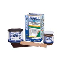 Kit di riparazione Recupera e Rinnova sanitari Saratoga Bianco brillante 0,375 L
