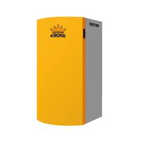 Caldaia a pellet Krone BOILER16KR-AUTO 14,7 kW arancio e grigio