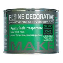 Resina finale protettiva lucida Make 0.5 L