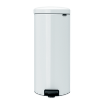 Pattumiera Pedal Bin New Icon 30 L bianco