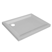 Piatto doccia acrilico Houston 70 x 100 cm bianco
