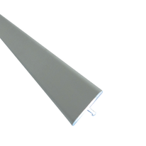 Profilo a T argento L 90 cm