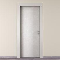 Porta da interno battente Hunk luna 80 x H 210 cm sx