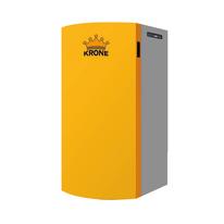 Caldaia a pellet Krone BOILER28KR-AUTO 24,5 kW arancio e grigio