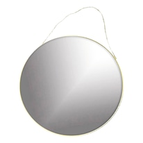 Specchio da parete rotondo Sharon 50 x 50 cm