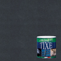 Smalto per ferro antiruggine Tixe Metaltix acciaio antichizzato 2,5 L