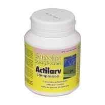 Larvicida Actilarv 25 compresse pronte all'uso Sandokan 50 g