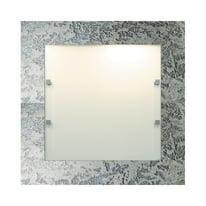Plafoniera Cemento grigio Ø 40 cm