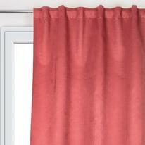 Tenda Salford rosso 140 x 280 cm