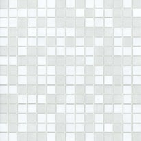 Mosaico Neve 32,7 x 32,7 cm bianco