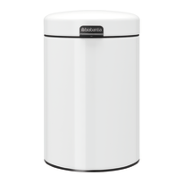 Pattumiera Wall Mounted Bin newIcon bianco 3 L