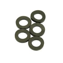 """10 guarnizioni piatte in gomma, Ø 1/2"""" pollici 10 - 18,5 mm"""