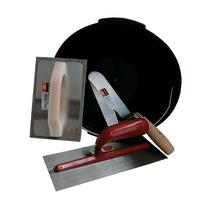 Kit utensili per muratore da 4 pezzi