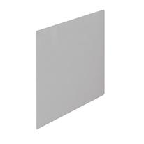Pannello vasca laterale Alba bianco 70 x 53 cm