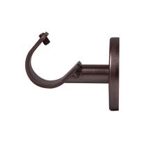 Supporto per bastone per tenda bronzo