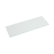 Mensola Spaceo trasparente L 40 x P 15, sp 0,5 cm