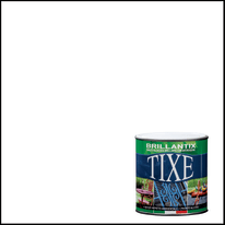 Smalto per ferro antiruggine Tixe Brillantix bianco brillante 0,25 L