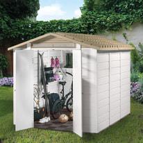 casetta in PVC Tuscany Evo 240 4,65 m²