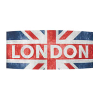 Applique London rosso Ø 42 cm