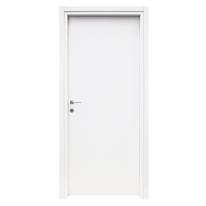 Porta da interno battente Belvedere bianco 80 x H 210 cm reversibile